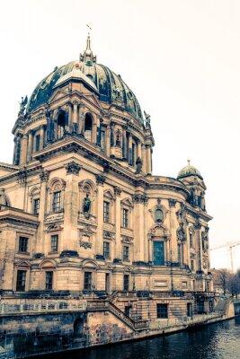 Canvastavlor Berlin Katedralen
