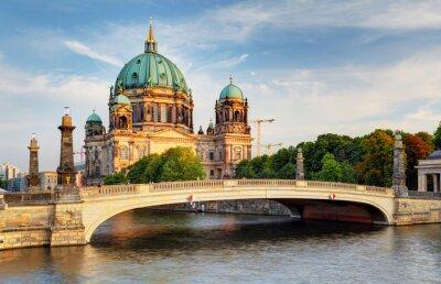Canvastavlor Berlin katedralen, Berliner Dom