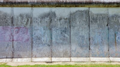 Canvastavlor Berlinmuren