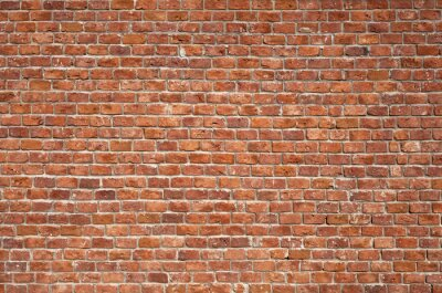 Canvastavlor Brick Wall Bakgrund