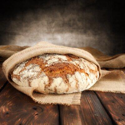 Canvastavlor bröd