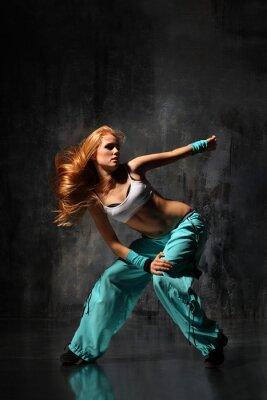 Canvastavlor dansaren