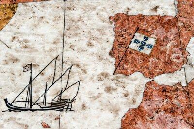 Canvastavlor Decorazioni en Lisbona 2