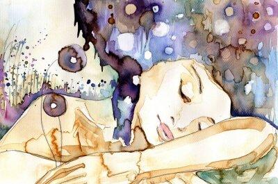 Canvastavlor drömmar