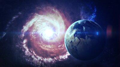 Canvastavlor Element tillhandahållits av NASA