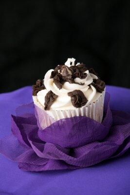 Canvastavlor Fancy Gourmet Cupcake