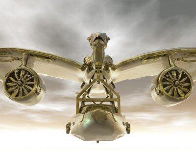 Canvastavlor flygplan