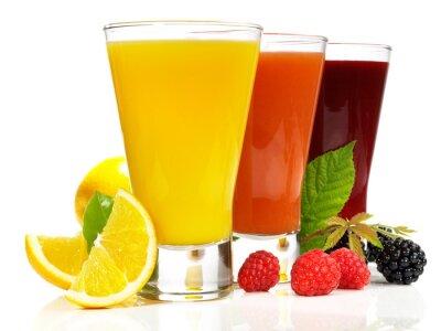 Canvastavlor Fruit - Smoothies