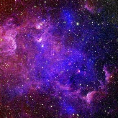 Canvastavlor galax