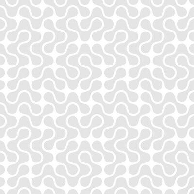 Canvastavlor Geometriskt Seamless. vektor