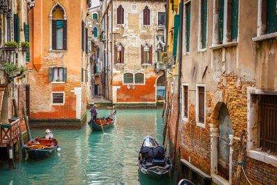 Canvastavlor Grande i Venedig