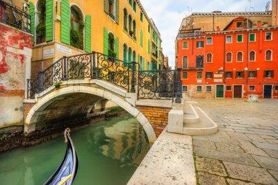 Canvastavlor Grande i Venedig, Italien