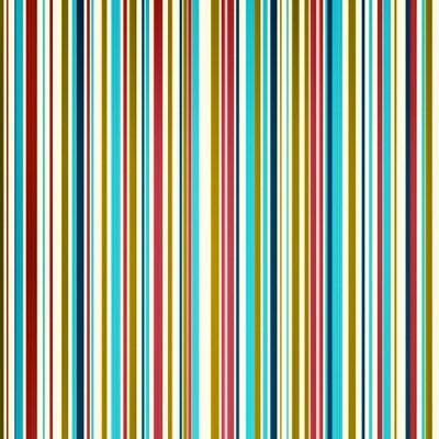 Canvastavlor Grunge mönster. Vintage randig bakgrund. Retro randmönster. Seamless randigt mönster i retrostil.