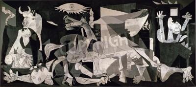 Canvastavlor Guernica av Pablo Picasso