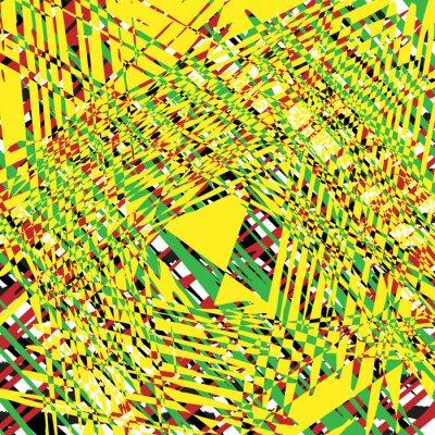 Canvastavlor gul konsistens grunge bakgrund, illustration designelement
