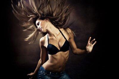 Canvastavlor het dans