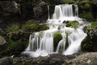 Canvastavlor Icelandic Water