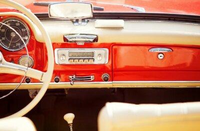 Canvastavlor interno auto tappning