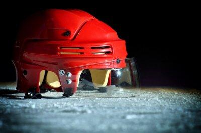 Canvastavlor Ishockey