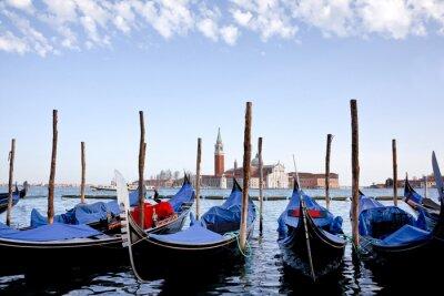 Canvastavlor Italien, Venedig, San Giorgio Maggiore