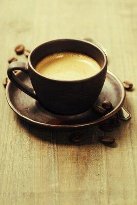 Canvastavlor kaffe