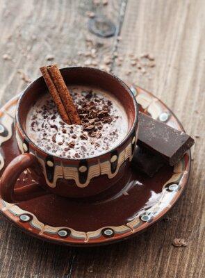 Canvastavlor Kakao och choklad
