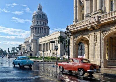 Canvastavlor Kuba, Havanna