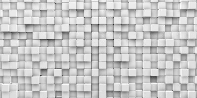 Canvastavlor kuber bakgrund