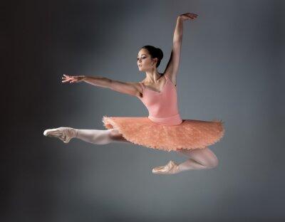Canvastavlor Kvinna balettdansös