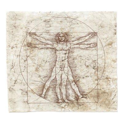Canvastavlor Leonardo Da Vinci