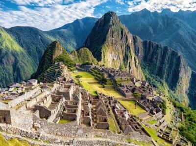 Canvastavlor Mach Pichu