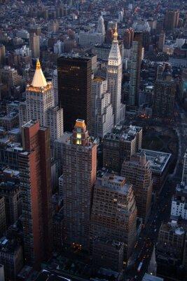 Canvastavlor Manhattan