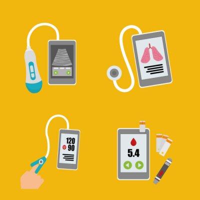 Canvastavlor Medicinsk teknologi konstruktion