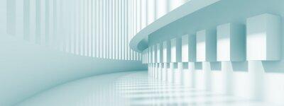 Canvastavlor Modern arkitektur Bakgrund