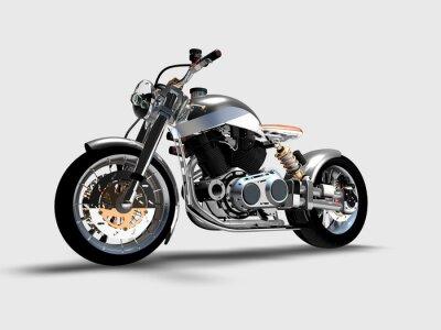 Canvastavlor Moto-kromata