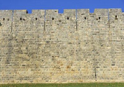 Canvastavlor Muro del Castello.