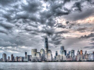 Canvastavlor New York City 4 juli 201