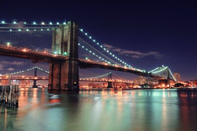 Canvastavlor New York Manhattan