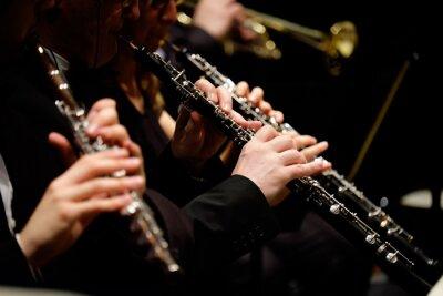 Canvastavlor orkester di fiati