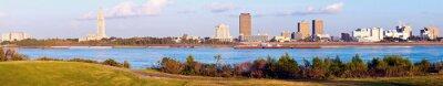 Canvastavlor Panorama Baton Rouge