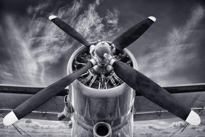 Canvastavlor propeller