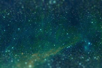 Canvastavlor Regionen 30 Doradus ligger i Stora magellanska molnet galax.