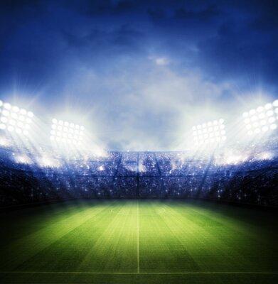 Canvastavlor Stadion