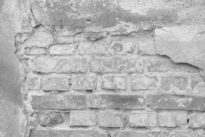 Canvastavlor Stary jasny mur