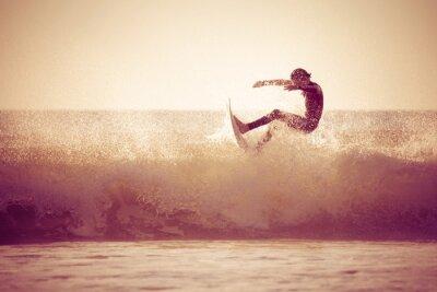 Canvastavlor surfing