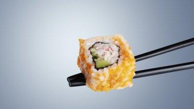 Canvastavlor Sushi.