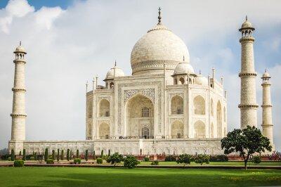 Canvastavlor Taj Mahal