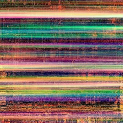 Canvastavlor Tappning åldrig textur, färgrik grunge bakgrund med utrymme för text eller bild. Med olika färgmönster: gul (beige); brun; lila (lila); blå; grön