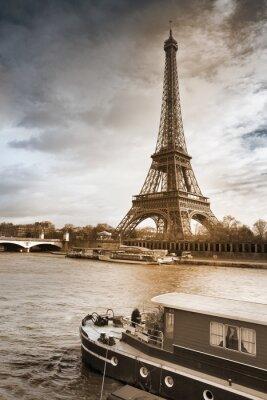 Canvastavlor Tour Eiffel