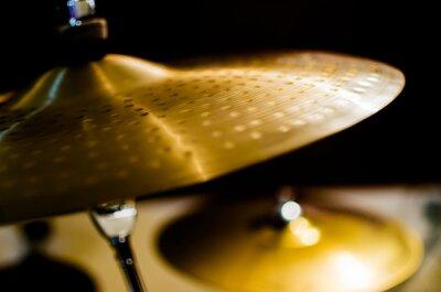 Canvastavlor Trummor, Cymbal och instrument